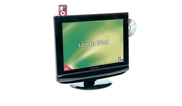 Vector VEC2071P- Televisión, Pantalla 20 pulgadas: Amazon.es: Electrónica