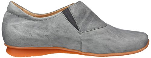 Think Chilli, Mocasines para Mujer Gris (elefant/kombi 17)
