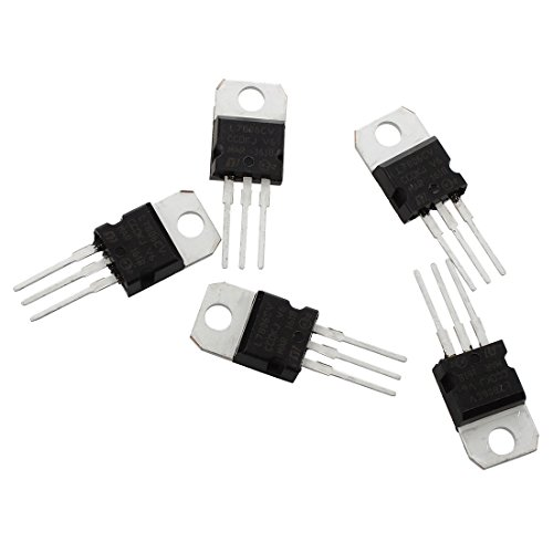 STMicroelectronics L7806CV L7806 Positive Voltage Regulator ICs Output 6v TO-220 1 Pack (Voltage 220 Regulator)