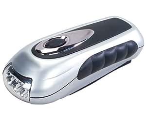 Dynamo Illuminator Wind-up LED Flashlight