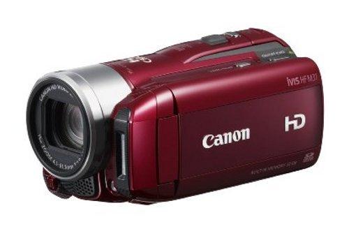 驚きの値段 Canon フルハイビジョンビデオカメラ iVIS HF HF M31 レッド IVISHFM31RD (内蔵メモリ32GB) (内蔵メモリ32GB) レッド レッド B0034792UA, 【創業明治三七年】若林洋食器店:7e5cbd66 --- vanhavertotgracht.nl