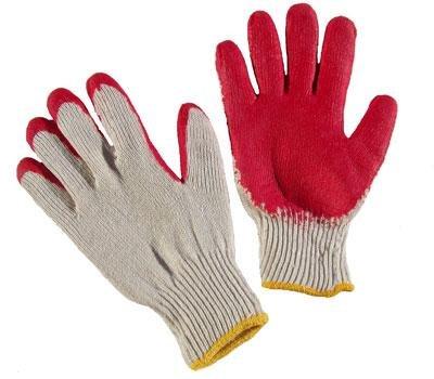 Coated String Gloves - 9