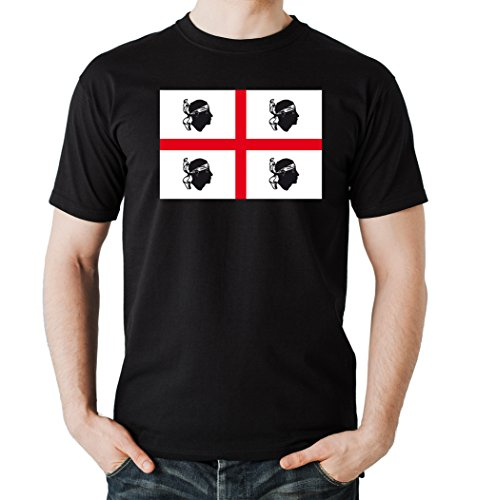 Sardegna T-Shirt Black Certified Freak