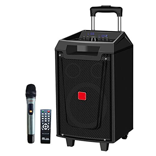 Luidspreker Buiten Mobiel Bluetooth-Verbinding Audio Zangprestaties Thuis Professionele Geluidskaart 8-Inch Slimme…