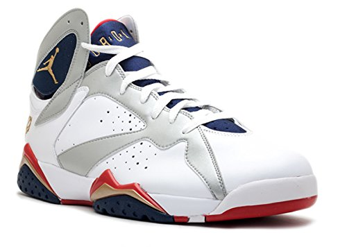 AIR JORDAN 7 Retro 'For The Love Of The Game' - 304775-103 - Size 11 by NIKE (Image #1)