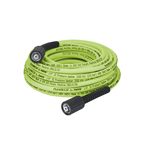 flexible pressure washer hose - 5