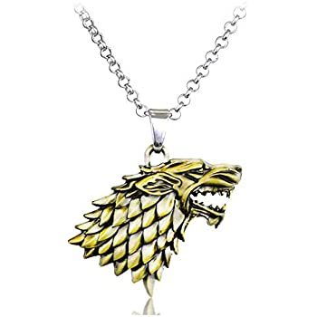 Amazon.com: Reddream Game of Thrones Keychain Pendant Charms ...