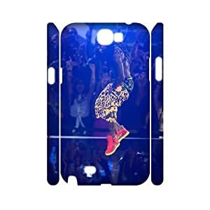 lil wayne Wholesale DIY 3D Cell Phone Case Cover for Samsung Galaxy Note 2 N7100, lil wayne Galaxy Note 2 N7100 3D Phone Case