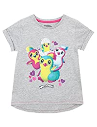 Hatchimals Girls Penguala T-Shirt