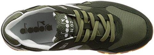 92 Zapatillas Olivine Ivy Adulto de Multicolor Unisex N Climbing Diadora Gimnasia C7611 xZ45qEwRnS