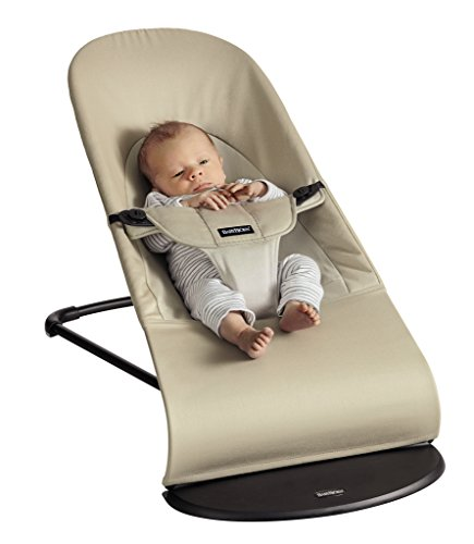 Babybj 246 Rn Bouncer Balance Soft Ergonomic Baby Bouncer