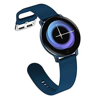 Eubell Smartwatch Activity Tracker Touch Screen Watches, Remote Self-Timer Step Counter Wrist Watch for Women Men