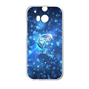 Happy iBuick sign fashion cell phone case for HTC One M8