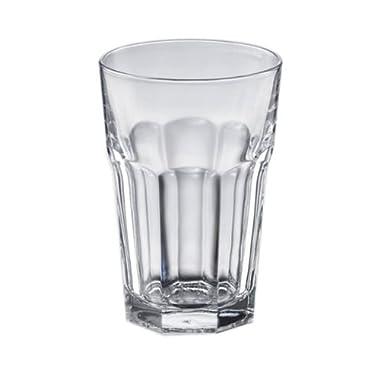 Libbey Gibraltar 14-Ounce Beverage Glass, Set of 12