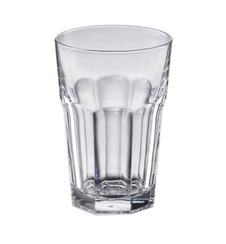 Libbey Gibraltar 14-Ounce Beverage Glass, Set of 12