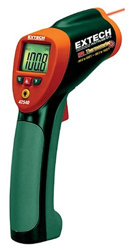 Extech 42540 Mini High Temperature Infrared Thermometer