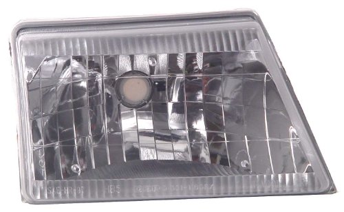 IPCW CWS-531 Crystal Diamond Cut Headlight - (Ford Ranger Ipcw Headlights)