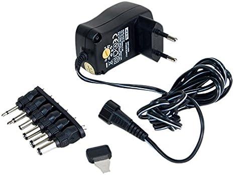 Engel Axil Boston AL0870E - Alimentador de corriente 3-12 V con 7 ...