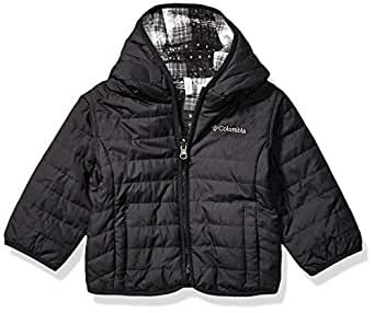 Columbia Unisex-Child 1515091 Double TroubleTM Jacket Insulated Jacket - Black - 2T
