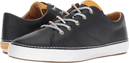 Sperry Men's Gold Cup Haven Nautical Navy/Gold 9.5 M (Sperry Gold Cup)