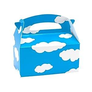 Clouds Empty Favor Boxes (4)