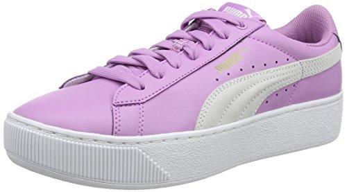 Grape Violett Damen Smoky Sneaker L Vikky White Puma Platform nCOTqwgq4