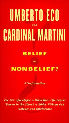 Read Online Belief or Nonbelief? pdf