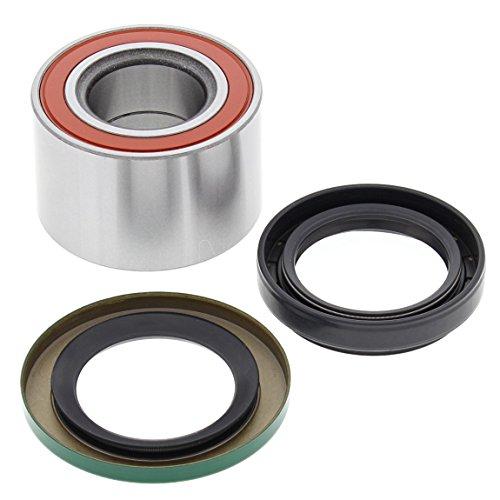 (New All Balls Front Wheel Bearing Kit 25-1519 for John Deere Trail Buck 500 0 0, Trail Buck 650 EXT 0 0, Trail Buck 650 EX 0 0, Trail Buck 650 0 0 )