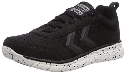 Hummel Crosslite Q, Chaussures de Fitness Mixte Adulte Noir