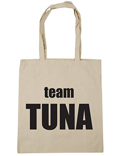 Beach x38cm office 42cm Gym litres 10 HippoWarehouse Bag Team Natural Tuna Tote Shopping wYExRzHqA