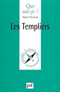 Les Templiers par Pernoud