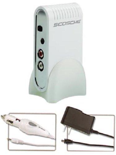 (Scosche UBR Bluetooth Home and Car Receiver)