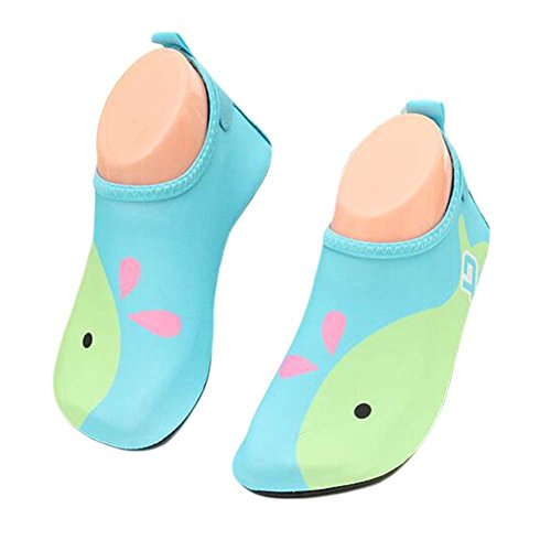 Water Shoes Shoes Shoes Kids Sports Cyan Indoor Soft Shoes Shoes Sock Beach Shoes qzq0gI