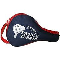 Paddle Tennis Racket Bag Racquet Holder 2pcs Pack