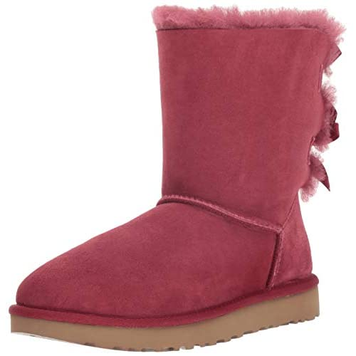 UGG Women's W Bailey Bow Ii Fashion Boot - 41BTZ 6nvAL. SS500 - Getting Down Under Shoes