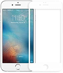 G-TiDE/EXTREME 9D Screen Protector Glass For iPHONE 7/8 PLUS -WHITE