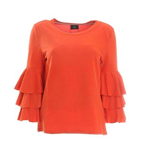Only - Pull - Femme Orange orange Small