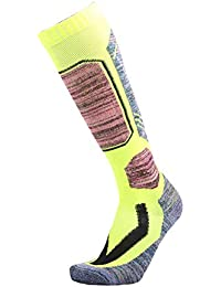 Cycling Skiing Breathable Unisex Sports Bikes Running Climbing Socks Accessory - Black L