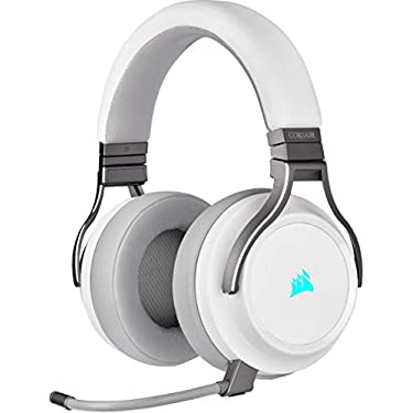 Corsair-Virtuoso-RGB-Wireless-SE-Auriculares-Alta-Fidelidad-Gaming-Sonido-Envolvente-71-Microfono-Omnidireccional-para-PC-Xbox-One-PS4-Switch-y-Moviles-Blanco