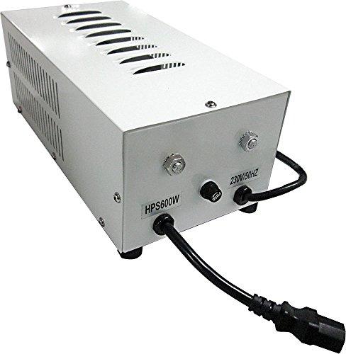 HYDROFARM QT600 Dimmable Ballast, 600-watt by Hydrofarm