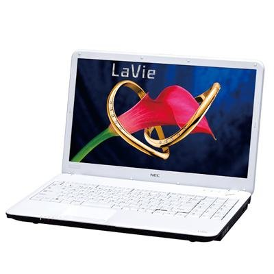 NEC LaVie S LS150 CS6W PC-LS150CS6Wの商品画像