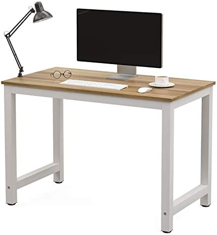 Mecor 43 Kids MDF Computer Desk PC Laptop Table Study Work-Station Home Office Furniture Wood