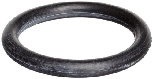 222 Buna O-Ring, 70A Durometer, Black, 1-1/2