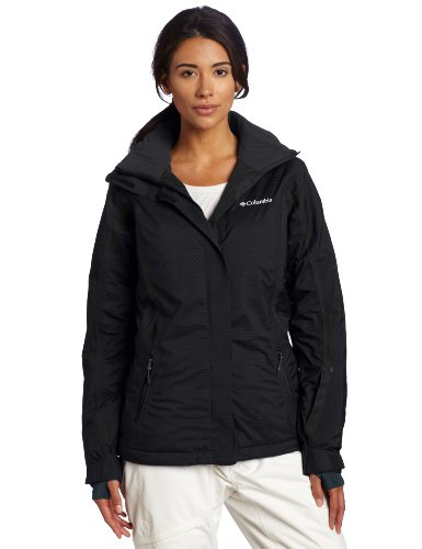 Columbia Women's Veloca Vixen II Jacket, Black, X-Small