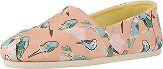 TOMS Women's Alpargata Coral Pink Kissy Birds 10 B US (B078Z1YDCD) | Amazon price tracker / tracking, Amazon price history charts, Amazon price watches, Amazon price drop alerts