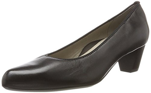 ara Womens L.Pumps Black Wide G Size 7.5 EU