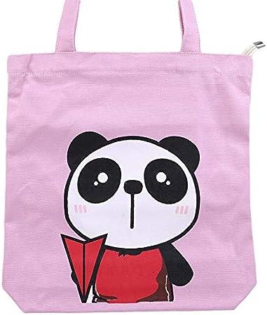 Panda Sac Fourre-Tout Sac /À Provisions