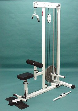 Super Lat/Row Machine by TDS
