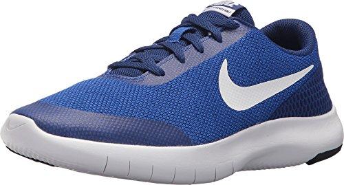 Nike Boy's Flex Experience RN 7 (GS) Running Shoes (4 M US Big Kid, Hyper Royal/White) (Boys Size 4 Shoes Nike)