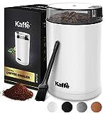 Kaffe KF2040 Electric Coffee Grinder - White